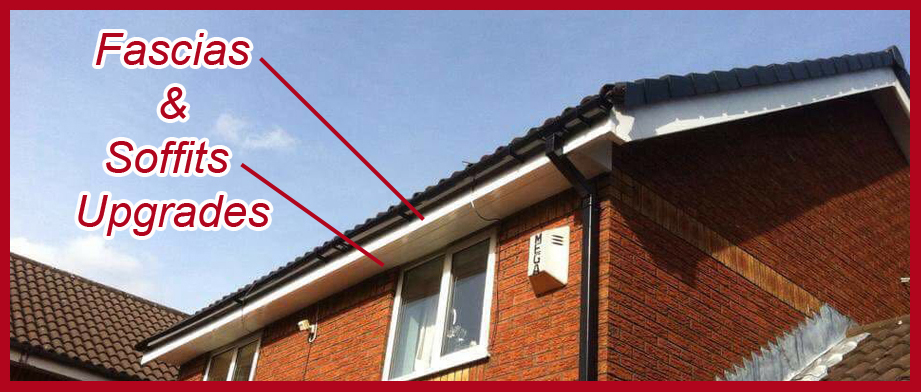 First Choice Roofing Contractors - Fascia and soffit repairs
